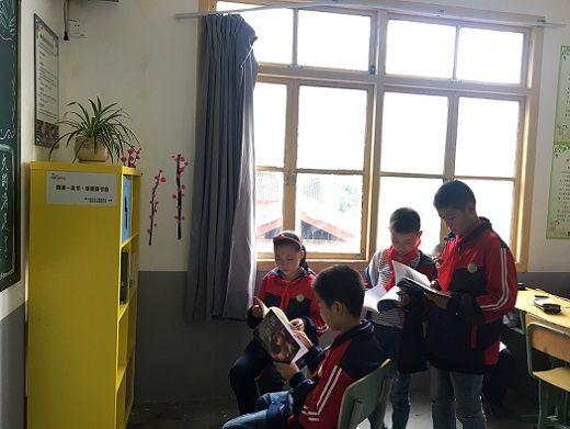 同读一本书・班级图书角